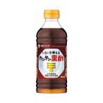送料無料 【2ケースセット】ミツカン カンタン黒酢 500mlペットボトル×12本入×(2ケース)