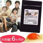 送料無料 にんにく卵黄 超熟黒にんにく卵黄 サプリメント サプリ大容量 健康