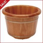 足浴桶 ( Lサイズ )( 専用ビニールシート100枚付 )「 足浴器 足湯器 フットバス器 」