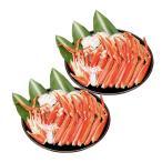 食べやすくなったボイルズワイガニ脚肉2kg 日テレポシュレ(日本テレビ 通販)