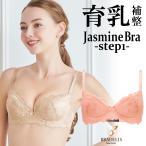 育乳ブラ ブラジャー下着 補整 補正 ブラデリス BRADELIS ジャスミンブラ 育乳 STEP1  ステップ1