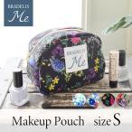 コスメポーチ ブランド 小さい メイクアップポーチ Sサイズ ブラデリス ミー BRADELISMe Plusme Makeup Pouch 01(S)