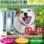 犬用口腔ケアジェル ドッグハピネス2本セット ペット用品 犬 犬用品 歯磨き粉 歯周病 ジェル 口臭予防 口腔ケア用品 犬用歯磨き