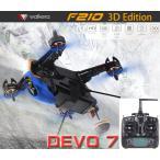 【ラジコン ヘリコプター】WALKERA ワルケラ / F210 3D EDITION  + DEVO7 送信機(HDカメラ、OSD、バッテリー、日本語マニュアル付)充電器は別売