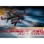 ラジコン ヘリコプター WALKERA ワルケラ / RUNNER 250 Advance (ランナー250アドバンス) レーシング クアッドコプター (DEVO用)機体のみ(GPS、HDカメラ付)