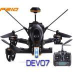 【ラジコン ヘリコプター】WALKERA ワルケラ / F210 レーシング クアッドコプター+ DEVO7 送信機 (カメラ、OSD、バッテリー、チャージャー、翻訳マニュアル付)