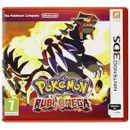 Pokemon Rubi Omega ポケットモンスター オメガルビー (輸入版:スペイン)