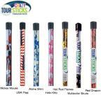 Tour Sticks クレイジー ツアースティック 2本入り アライメントスティック ゴルフ 練習