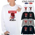 ���ȥ����͵��֥��� ���T longsleeve ������ Superman Superme ������ ŵ ��� ��ǥ����� �˽�����