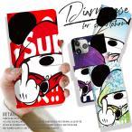 全機種対応 手帳型 iPhoneSE ケース iPhone Galaxy Xperia AQUOSPHONE ass Mouse FUCK ファック ネズミッキー パロディ おもしろ デザイン 可愛い