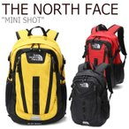ノースフェイス バックパック THE NORTH FACE メンズ レディース MINI SHOT ミニ ショット リュック レッド イエロー ブラック NM2SK09A/B/C バッグの画像