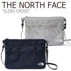 ノースフェイス サコッシュ THE NORTH FACE メンズ レディース SLING CROSS スリング クロス NAVY ネイビー SILVER シルバー NN2PK04A/B バッグ