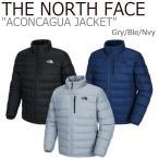 ノースフェイス アウター THE NORTH FACE メンズ ACONCAGUA JACKET アコンカグア ジャケット ダウン グレー ブルー ブラック NJ1DI58A NJ1DI58B NJ1DI58C ウェア