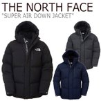 ノースフェイス ダウン THE NORTH FACE SUPER AIR DOWN JACKET スーパー エア ダウンジャケット ショートダウン グースダウン 全2色 NJ1DK52A/B ウェア