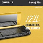 iPhone6s Plus ケース カバー VERUS Damda VEIL case バー ケース for iPhone 6s Plus ICカードアイフォン6s Plus ケース カバー スマホケース
