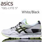 【送料無料】asics Gel Lyte 5 / Black/White 【アシックスタイガー】【H...