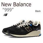 New Balance 999 Black ニューバランス ブラック ML999MMT シューズ スニーカー シューズ