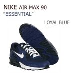 ショッピングNIKE NIKE AIR MAX 90 ESSENTIAL ナイキ NVY WHT 537384-415 エアーマックス90 シューズ スニーカー シューズ
