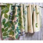 Yahoo!cloth shop 布やカフェカーテン 北欧  断熱 遮熱 おしゃれ ロング丈 巾100x丈70cm 送料無料  対応 安い セール