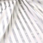 シルバーライン オックス生地 ( ハンドメイド 雑貨 インテリア バッグ エプロン ポーチ 学校 入園入学  ) 50cm単位