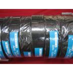 平織りゴム(黒)2.5cm巾
