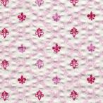 ショッピング比較 リップル生地 ダイレクトワッフル 60番手ローンクラス オクト ピンク系 4色 1m単位 ポイント アウトレット価格