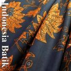 バティック−017 インドネシアのろうけつ染め アジアン雑貨 布