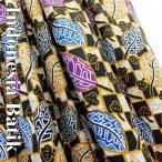 バティック−062 インドネシア 生地 マルチカバー パレオ おしゃれ ベットカバー テーブルクロス タペストリー バリ アジアン雑貨 メール便対応