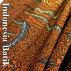 バティック−069 インドネシア 生地 マルチカバー パレオ おしゃれ ベットカバー テーブルクロス タペストリー バリ アジアン雑貨 メール便対応