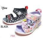 ショッピングミニー ディズニー Disney キャラクターサンダル キッズ 靴
