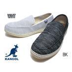 カンゴール KANGOL スリッポン カジュアルスニーカー メンズ 靴