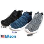 キットソン kitson カジュアルスリップオンスニーカー レディース 靴