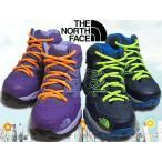 ノースフェイス THE NORTH FACE トレッキングブーツ BアンドG ヘッジホッグ ハイカーミッド ウォータープルーフ キッズ 靴