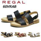 リーガル REGAL メンズカジュアル バックバンドサンダル 60VR AB