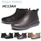 リーガル【☆】REGAL レディースウォーカー サイドゴアショートブーツ HC13 AH ヒール:35mm