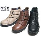 ビス vis ショートブーツ レディース 靴