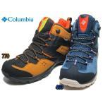 ショッピングトレッキングシューズ コロンビア Columbia セイバー3ミッドオムニテック トレッキングシューズ メンズ 靴
