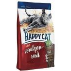 ハッピーキャット スプリーム フォアアルペン リンド (アルパインビーフ) デンタルケア 全猫種 成猫用 大粒 4kg 70201 (キャットフード ドライ 猫フード)