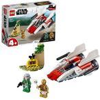 レゴ(LEGO) スター・ウォーズ 反乱軍のAウィング・スターファイター 75247 ブロック おもちゃ 男の子