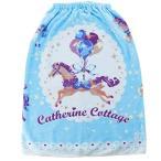 (キャサリンコテージ) Catherine Cottage 綿100% ロマンティック柄プールタオル ラップタオル GT001 80cm×120cm