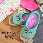 ポリウォークス グッピー polliwalks お魚さん キッズ サンダル ラバー ビーチサンダル 子供 靴 かわいい 男の子 女の子