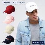 トミーヒルフィガー キャップ メンズ 大きいサイズ レディース ブランド tommy hilfiger ロゴ 帽子 TOMMY HILFIGER ベースボールキャップ ローキャップ 男女兼用
