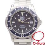 タグホイヤー 腕時計 プロフェッショナル ボーイズ 中古