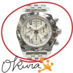 【値下げしました】 ブライトリング 腕時計 クロノマット 44 中古 メンズ