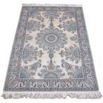 ペルシャ絨毯ナイン・ハビビアン 高級手織りカーペット 233×162cm