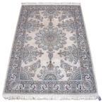 ペルシャ絨毯ナイン・ハビビアン 高級手織りカーペット 247×167cm