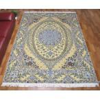 ペルシャ絨毯ナイン・ハビビアン 高級手織りカーペット 301×217cm