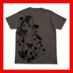 花咲くいろは Tシャツ 鶴来民子 CHARCOAL-L