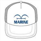 ワンピース 新世界編海軍メッシュキャップ ホワイト サイズ フリー