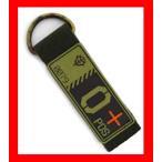 機動戦士ガンダム PVCキーホルダー ジオン公国軍血液型 O+
